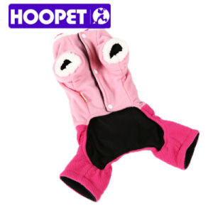Lovable Pink Rabbit Fashion Dog Clothes pictures & photos