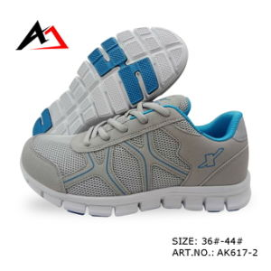 Sports Walking Shoes Hiking Footwear for Men Women (AK617-3-1) pictures & photos