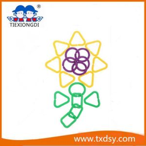 Colorful Plastic Toy Stitching Building Blocks pictures & photos