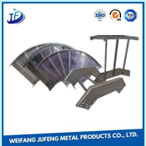 Custom Precision Cold Rolled Steel Metal Stamping Prefabricated Steel Structures Panel Bridge pictures & photos