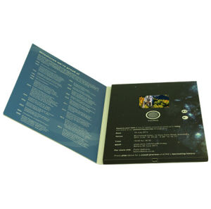 Custom LCD Screen Video Mailer for Promotion pictures & photos