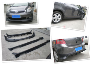 PU Plastic Body Kits for Toyota Yaris 2010 pictures & photos