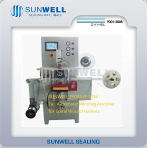 Machines for Spiral Wound Gasket Automatic Winding Machine for Spiral Wound Gaskets Good pictures & photos