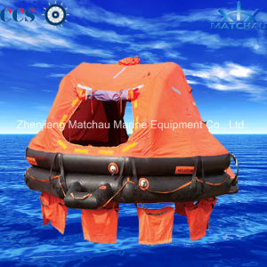 25man Self-Righting Davit-Launching Inflatable Life Raft pictures & photos