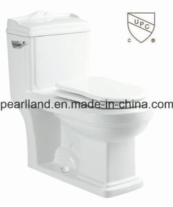 Cupc Siphonic One-Piece Water Closet pictures & photos