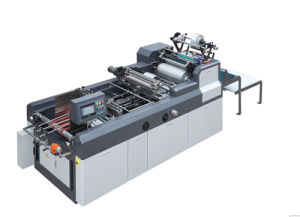 Window Film-Laminating&Patching Machine New (ZKT-700) pictures & photos