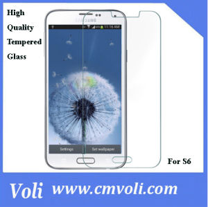 Phone Accessories Mobile Phone Screen Protector Tempered Glass for Samsung S6 pictures & photos