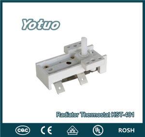 Adjustable Bimetallic Oven Thermostat, Temperature Controller