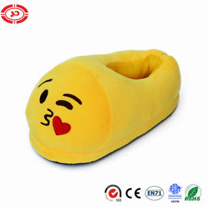 Kiss Valentines Gift Slippers Plush Soft Fashion Shoe pictures & photos