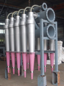 Sand Remover for Pulp Making in The Paper Making Process pictures & photos