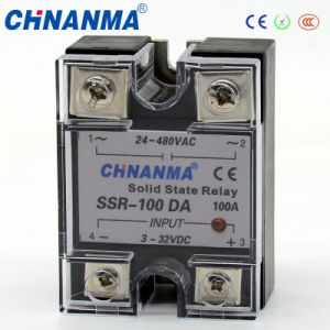 SSR-40AA AC 24-380V Solid State Relay for Pid Temperature Controller pictures & photos