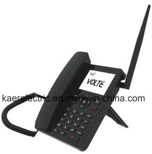 WiFi Hotspot 4gvolte Desktop Phone pictures & photos