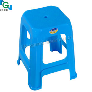 Injection Mould for Plastic Stool with HDPE Material pictures & photos
