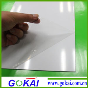 PVC Sheet Thin Thickness pictures & photos