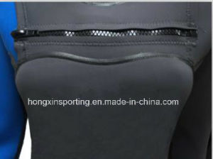 Women`S Long Neoprene Nylon Wetsuit /Swimwear, /Sports Wear /Diving Suit pictures & photos