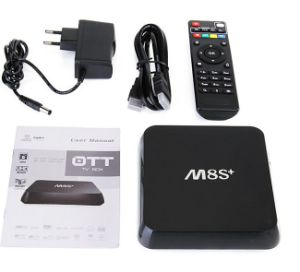 Wechip Newest Model M8s Plus Android 5.1 TV Box pictures & photos