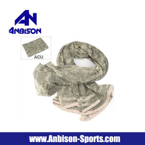 ′anbison-Sports Face Veil Mesh Netting Scarf Mask pictures & photos