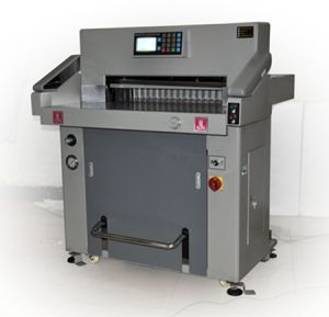 China Professional Manufacturer 670mm Hydraulic Paper Cutter pictures & photos