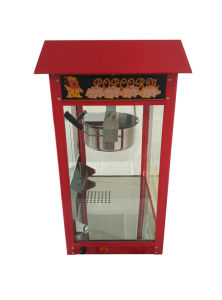 Red Popcorn Machine pictures & photos