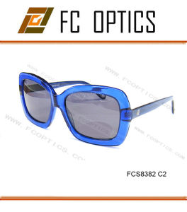 Supply Less MOQ Lady Sunglasses in Chinese Supplier pictures & photos
