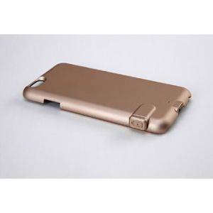 Portable Emergency USB Charger Power Bank in Phone Case for iPhone 6 1500mAh pictures & photos