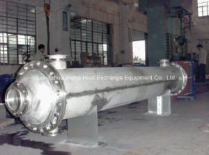 Stainles Steel Shell and Tube Heat Exchanger as Oil Cooler pictures & photos