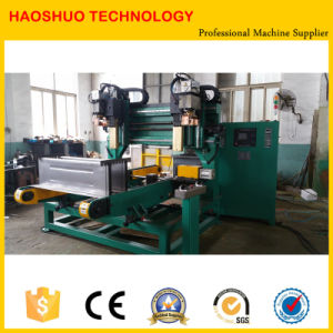 Automatic Corrugated Fin Embossment Spot Welding Machine pictures & photos