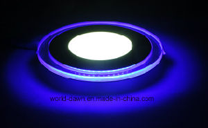 Blue Edge 2 Colours LED Indoor Panel Light pictures & photos