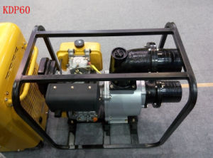 6 Inch Single Stage Centrifugal Recoil Start Diesel Water Pump for Irrigation Use (KDP60HC) pictures & photos