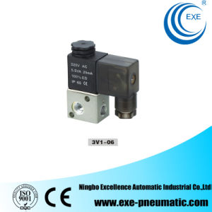 Exe 3V Series 3/2 Solenoid Valve 3V1-06 pictures & photos