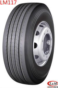 LONGMARCH Drive/Steer/Trailer Truck Tire (117) pictures & photos