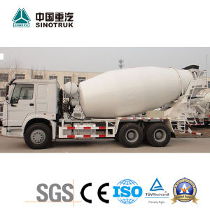 Competive Price 6X4 Mixer Truck of HOWO A7 pictures & photos