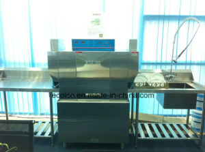 Super Energy Saving Gas Liquid Dishwasher pictures & photos