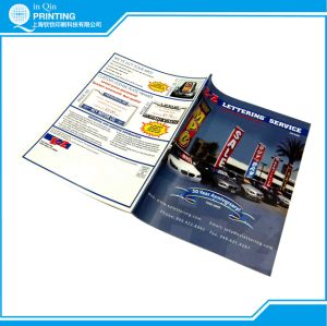 Well Designed A4 Full Color Catalog Printing pictures & photos