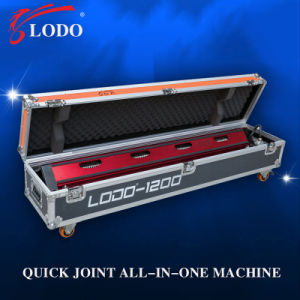 Holo All-in-One Splice Press Machine for Conveyor Belt pictures & photos