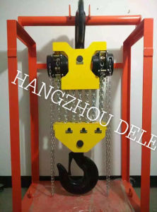 60t High Quality Chain Block Chain Hoist pictures & photos