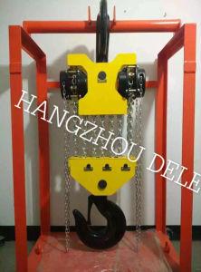 60t High Quality Chain Block Chain Hoist pictures & photos