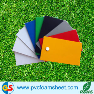 Wholesale 1.22*2.44 Waterproof Construction High Density PVC Foam Sheet Factory pictures & photos