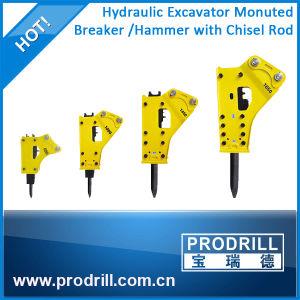 Hydraulic Breaker Hammer for Sumitomo Atlas Liebheer Case Excavator pictures & photos