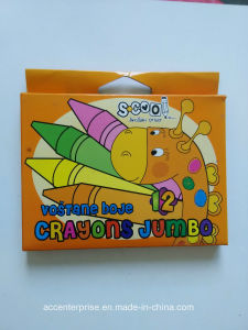 Hot Selling Non-Toxic Jumbo Crayon pictures & photos