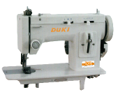 Lockstitch Sewing Machine Dk-2000u pictures & photos