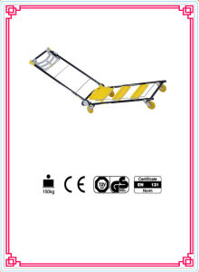 Fashion Design Hand Trolley with Super Light 2 Wheels pictures & photos
