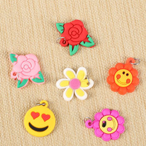 Wholesale PVC Bracelet Charms for Kids DIY Bracelets pictures & photos