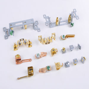 Stamping Electrical Components for Protector and Earth Leakage Circuit Breaker pictures & photos