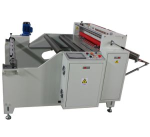 Customized Sheet Cutting Machine for Reflecting Film pictures & photos