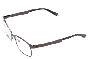 Metal Optical Frame Eyeglass and Eyewear Ready in Stock (JC8022)