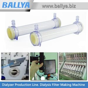 Semi Et Fully Automated Dialysis Medical Production Line for Dialyzers with Advanced Manufacturing Technology