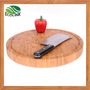 Bamboo Chopping Block/ Bamboo Cutting Board pictures & photos