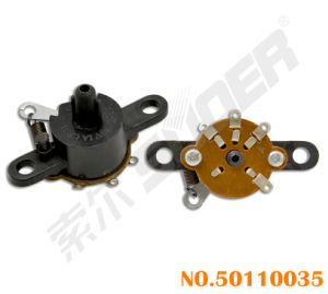 Suoer Good Price Wall Fan Small Pull Switch pictures & photos
