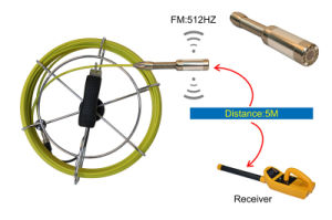 FM 512zh Sonde Pipe Sewer Inspection Locator pictures & photos
